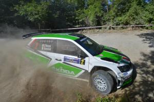 San Marino Rally 2015 Scandola D'Amore