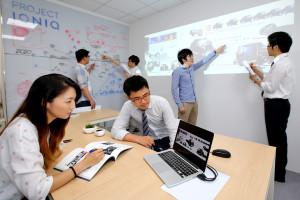 Hyundai Progetto IONIQ Lab