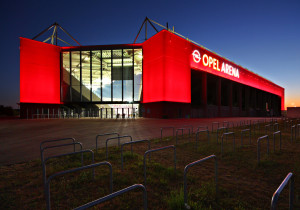 OPEL ARENA to be opened