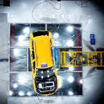 New Volvo V90 Cross Country Crash Test - Side Impact Collision