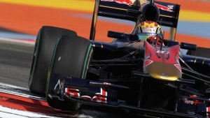 F1 Grand Prix of Bahrain – Practice