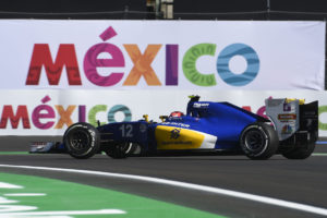 nasr GP MESSICO F1/2016