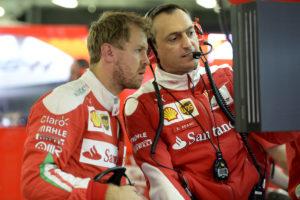 vettel GP MESSICO F1/2016
