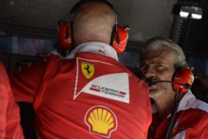 arrivabene GP MESSICO F1/2016