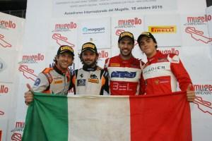 Campionato Italiano Gran Turismo Mugello (ITA) 14-16 10 2016