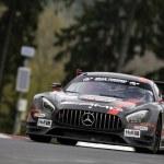 Doppel-Podium für Mercedes-AMG auf der Nürburgring-Nordschleife