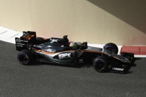 force india GP ABU DHABI F1/2016