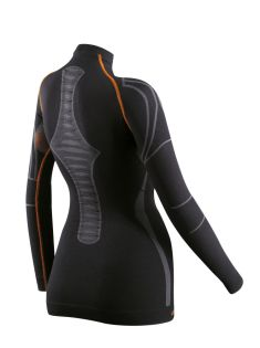 SPAIO_Moto_Extreme_Woman_Long_Sleeves_Shirt_W02_black_grey_rear