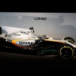 Motor Racing – Sahara Force India F1 VJM10 Launch – Silverstone, England