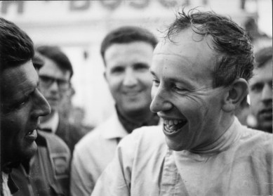 - In occasione del GP di Germania F1 che Surtees vinse conducendo una 158 F1.