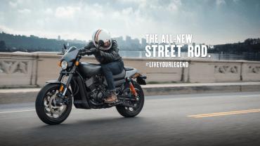 New Street Rod