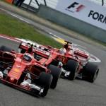 GP CINA F1/2017 raikk vettel