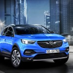 2017 Opel Grandland X – embargoed until April 19th