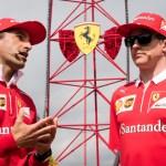 Visita de Kimi Raikkonen a Ferrari Land 9