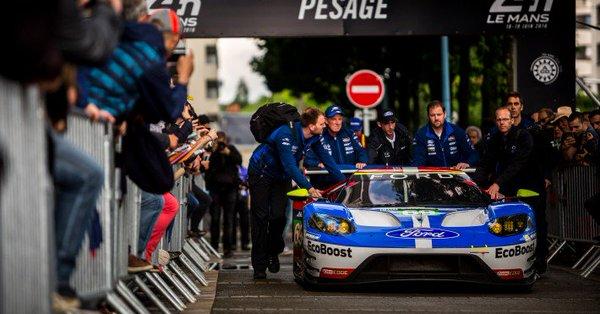 La Porsche di Bernhard ha vinto la 24 Ore di Le Mans
