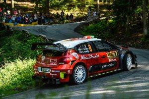 C3 WRC meeke
