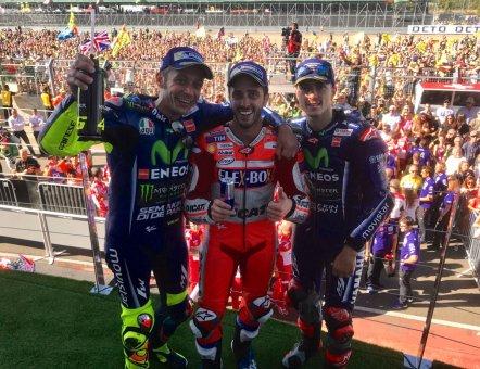 podio motogp silverst