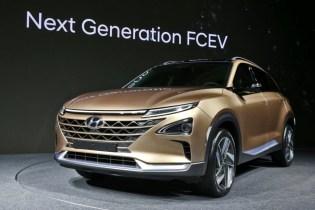 Hyundai Motor's Next-Gen Fuel Cell SUV_1