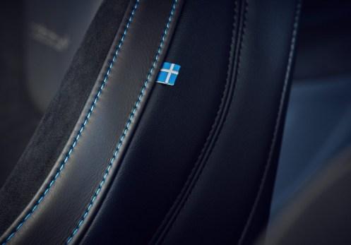 Volvo V60 Bursting Blue