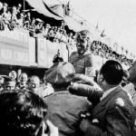 3-1938 trionfo Nuvolari a Monza con Auto Union