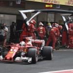GP MESSICO F1/2017 pit vett