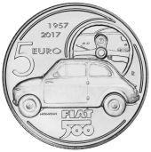 moneta fiat 500