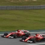 GP BRASILE F1/2017 ferrari