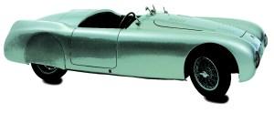 Cisitalia 202 Spider Nuvolari 1947