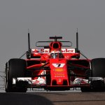 raikkonen test pirelli abu