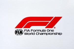 logo F1 nuovo