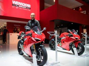 Panigale domenicali