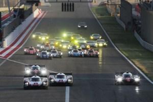 6 Hours of Bahrain Toyota