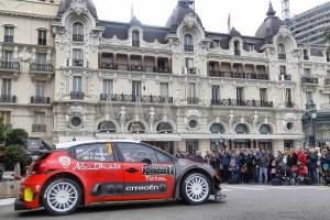 citroen WRC