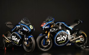SKY RACING TEAM VR46 - X FACTOR 02