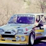 2018 - Carlos Sainz au Rallye Monte-Carlo