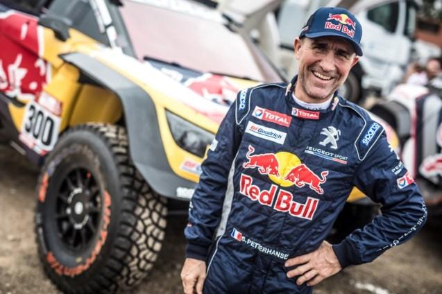 Team Peugeot Total_Dakar 2018_Shakedown_4.1.2018_+é-®PEUGEOT SPORT _ MCH Photography_29578 (Large)