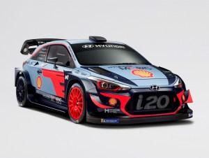 i20 Coupe WRC 2018