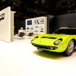 lamborghini retromobile