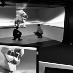 Lion PEUGEOT Making Of 018 – Photo Credit Mikael Pennec