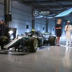 F1 W09 EQ Power+ Launch, Silverstone – Steve Etherington