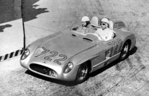 Mille Miglia 1955: Stirling Moss und Denis Jenkinson