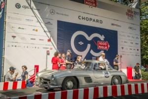 Mercedes-Benz alla 1000 Miglia 2018Mercedes-Benz alla 1000 Miglia 2018