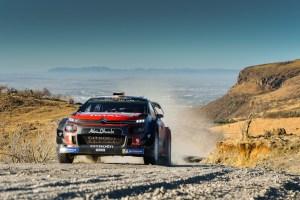 C3 WRC messico