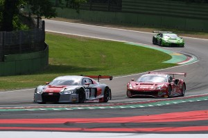 Baruch-Fassler ( Audi Sport Italia,Audi R8 LMS-GT3 #7)
