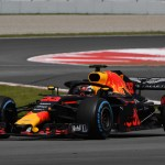 Barcelona F1 Test Day One