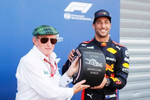 2018 Monaco Grand Prix – Pirelli Pole Position Award – 1