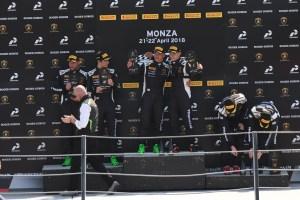 KarolBasz vince a Monza