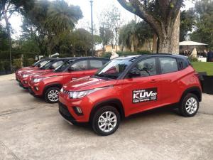 Mahindra KUV100 Dealers Roma