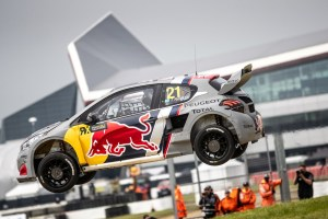 TEAM PEUGEOT TOTAL – WRX SILVERSTONE 7 (Grand)