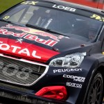 TEAM PEUGEOT TOTAL – WRX SILVERSTONE (Grand)